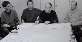 Vor 25 Jahren: 14 Langstreckenläufer gründen den LC 93 Delmenhorst