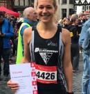 Pressemitteilung 10/2018: Janina Meyer erfolgreich beim Hildesheimer Wedekindlauf