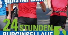 Pressemitteilung 12/2018: Noch freie Plätze für Schülermannschaften beim Burginsellauf