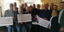 Pressemitteilung 24/2018: 16. Delmenhorster Burginsellauf über 24 Stunden