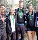 Pressemitteilung 22/2018: LC 93 Athleten mit Bestzeiten beim Bremen-Marathon