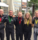 Pressemitteilung 20/2019: Lauf Club 93 mit Bestzeiten beim Marathon in Bremen